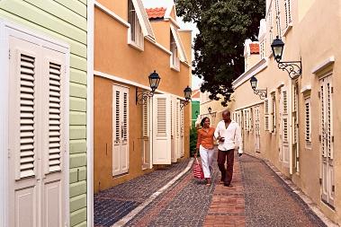 Leben auf Curacao