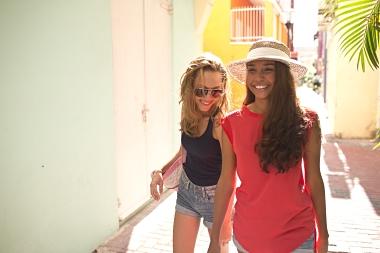 Leben auf Curaçao
